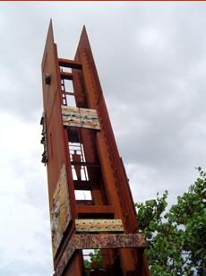 """Susana Espinosa, """"Torre Mural"""", proyecto de Arte Público para Puerto Rico"""
