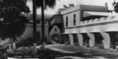 Casa Blanca, 1962.
