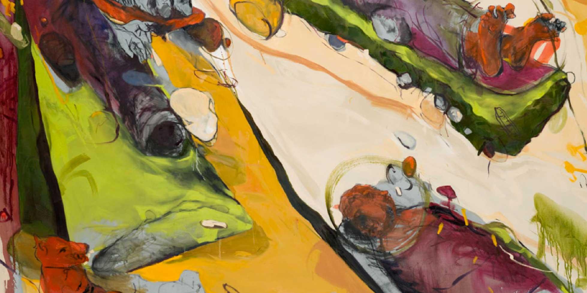 edgard feature image carnaval de fosiles 2007 01 - Obra Reciente / Edgar Rodríguez Luiggi